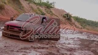 Download Big trucks go mudding in west Texas! Video