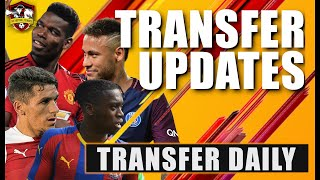 Download Aaron Wan-Bissaka medical booked? Torriera wants to leave Arsenal & Neymar to United 💩 Video