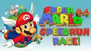 Download RACE AGAINST TIME - Super Mario 64 Gameplay Video