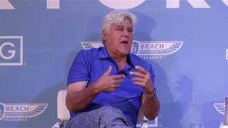 Download 2018 Jay Leno & Donald Osborne Pebble Beach Classic Car Forum Video