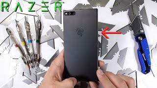 Download Razer Phone Durability test - Scratch BURN and BEND tested! Video