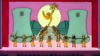 Download Montgomery Burns Award for outstanding achievement Video