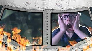 Download SURVIVE A PLANE CRASH ON FIRE!! - Roblox Video