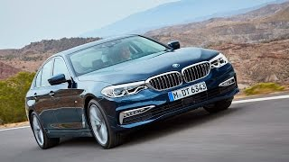 Download 2017 BMW 530d Luxury Line - 5 Series G30 xDrive Video