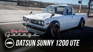 Download 1974 Datsun Sunny 1200 UTE - Jay Leno's Garage Video
