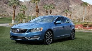 Download 2015 Volvo V60 Sport Wagon Review and Road Test Video