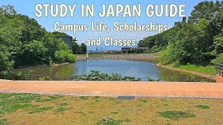 Download Study in Japan: University guide, MEXT scholarship and Campus life! Video