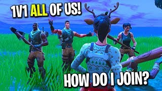 Download I tried out for a Fortnite Clan that a few of my fans made... Video
