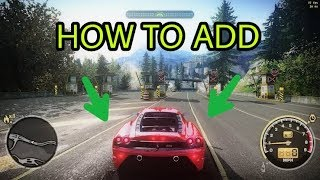 Download HOW TO ADD NEW CARS ON NFS MOST WANTED 2005 Video