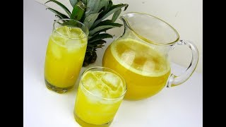 Download Traditional Caribbean Pineapple Juice | CaribbeanPot Video