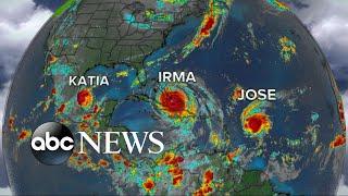 Download Hurricane Irma moves toward Bahamas, Florida Video