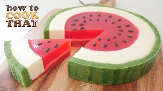 Download SUMMER WATERMELON DESSERT How To Cook That Ann Reardon Watermelon Week Video