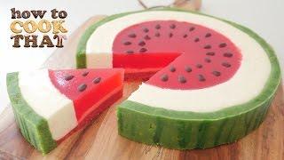 Download SUMMER WATERMELON DESSERT How To Cook That Ann Reardon Watermelon Week Video