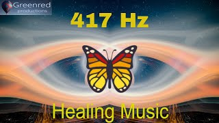 Download 417 Hz Healing music - Let go of mental blockages, Remove negative energy, Ancient Frequency music Video