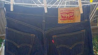 Download Levi's 501 Shrink To Fit: Best Way To Shrink!!!! Video