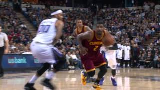 Download Kyrie Irving Scores 3 Unbelievable Layups! Video