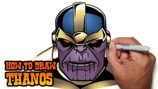 Download How to Draw Thanos | Avengers End Game Video