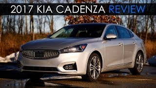 Download Review | 2017 Kia Cadenza | Everything But Personality Video