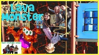 Download Lava Monster - Playground Wars / That YouTub3 Family Video