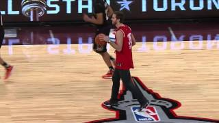 Download NBA All-Star 2016 - Dunk Elite - Jordan 'Mission Impossible' Kilganon Video