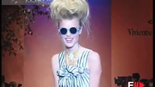 Download VIVIENNE WESTWOOD'S Sexy Girls!!! 1997 in Paris ″Vive la Bagatelle″ bi Fashion Channel Video