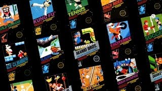 Download Top 10 NES Games Video
