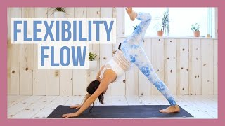 Download 10 min Flexibility Full Body Yoga Flow Video