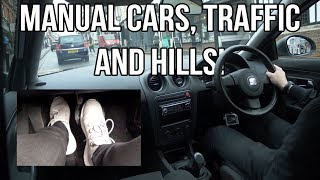 Download Clutch Control in Traffic and on a Hill - Tips and Tricks - How To Not Burn Out Your Clutch Video