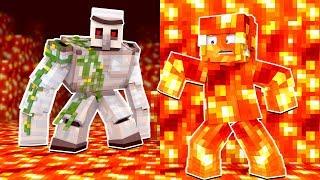 Download Minecraft Animado #34: DISFARCE DE LAVA !! ( Minecraft Animation ) Video