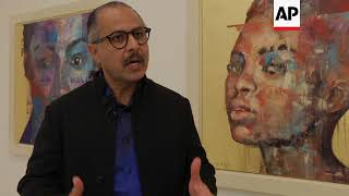 Download Exhibition of Bahrain art opens in London Video
