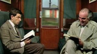 Download Taking the Train | Funny Clip | Mr. Bean Official Video