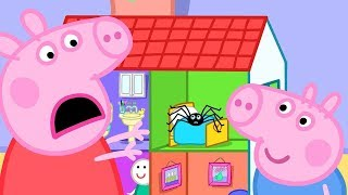 Download Peppa Pig English Episodes | Playing Pretend Bicycle Race Video