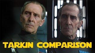 Download CGI Tarkin vs Real Tarkin – Comparison Video