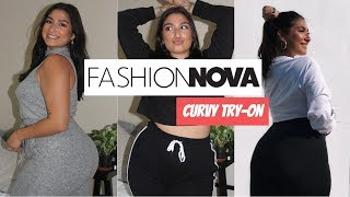 Download $350 Cozy/Fall FashionNovaCURVE TRY-ON Haul Video