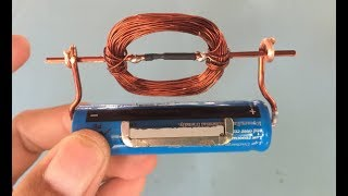 Download How to make a simple DC motor Video