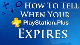Download How To Tell When Your Playstation Plus Membership Expires On PS4 Video