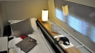 Download SWISS NEW FIRST CLASS | ZURICH-BANGKOK | BOEING 777 Video