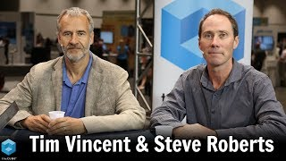 Download Tim Vincent & Steve Roberts, IBM | DataWorks Summit 2018 Video