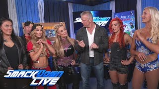 Download Who will challenge Naomi at Money in the Bank?: SmackDown LIVE, May 23, 2017 Video