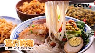 Download 《远方的家》家乡的味道 华南的美食盛宴:桂林不仅有好山好水的风景 还有闻名天下的桂林米粉 20190130 | CCTV中文国际 Video