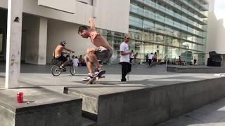 Download Jorge Calderon Best tricks in Macba 2017 Video
