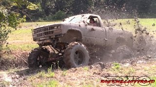 Download BADASS CHEVYS KNOW HOW TO MUD!!! Video