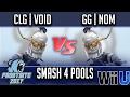 Download Frostbite 2017 SMASH 4 POOLS - CLG | VoiD (Sheik) vs GG | Nom (Sheik) Video
