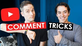 Download 5 YouTube Comment Tricks for Growing Your Channel Video