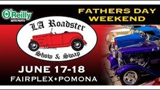 Download LA Roadster Show 2017 ALL CLIPS Video