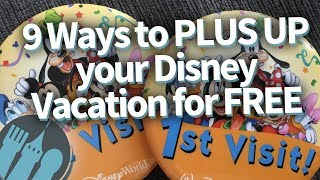 Download 9 FREE Ways To Upgrade Your Disney Vacation Video