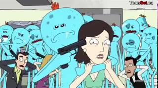 Download Meeseeks and destroy but it's only the frames where Mr Meeseeks is visible Video