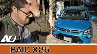Download BAIC X25 - Me odiarán por este video pero alguien lo tiene que hacer Video