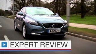 Download Volvo V40 hatchback expert car review Video