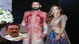 Download What nonsense? Yuvraj Singh's father reacts to Hazel Keech's name change Video